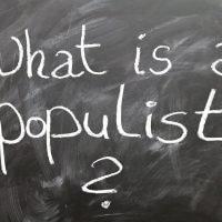 preco je populizmus skodlivy
